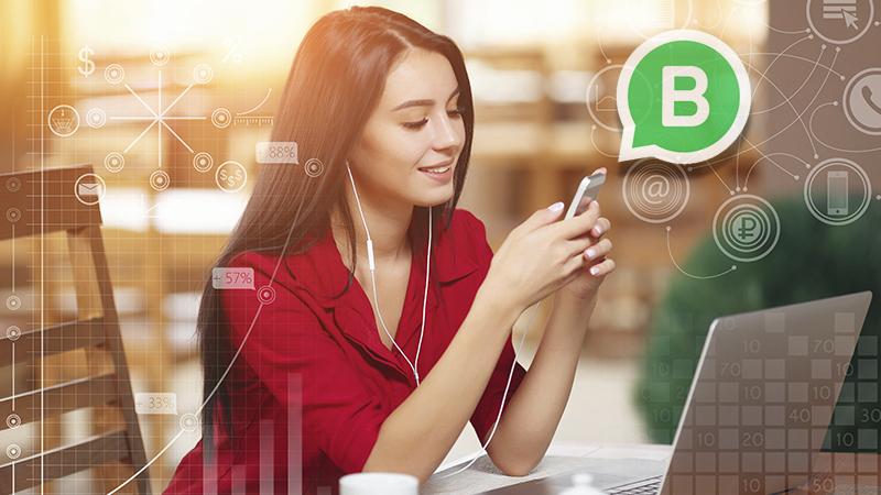 engancha a tus clientes con Whatsapp Business